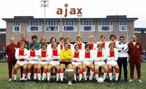 Ajax 1972-73